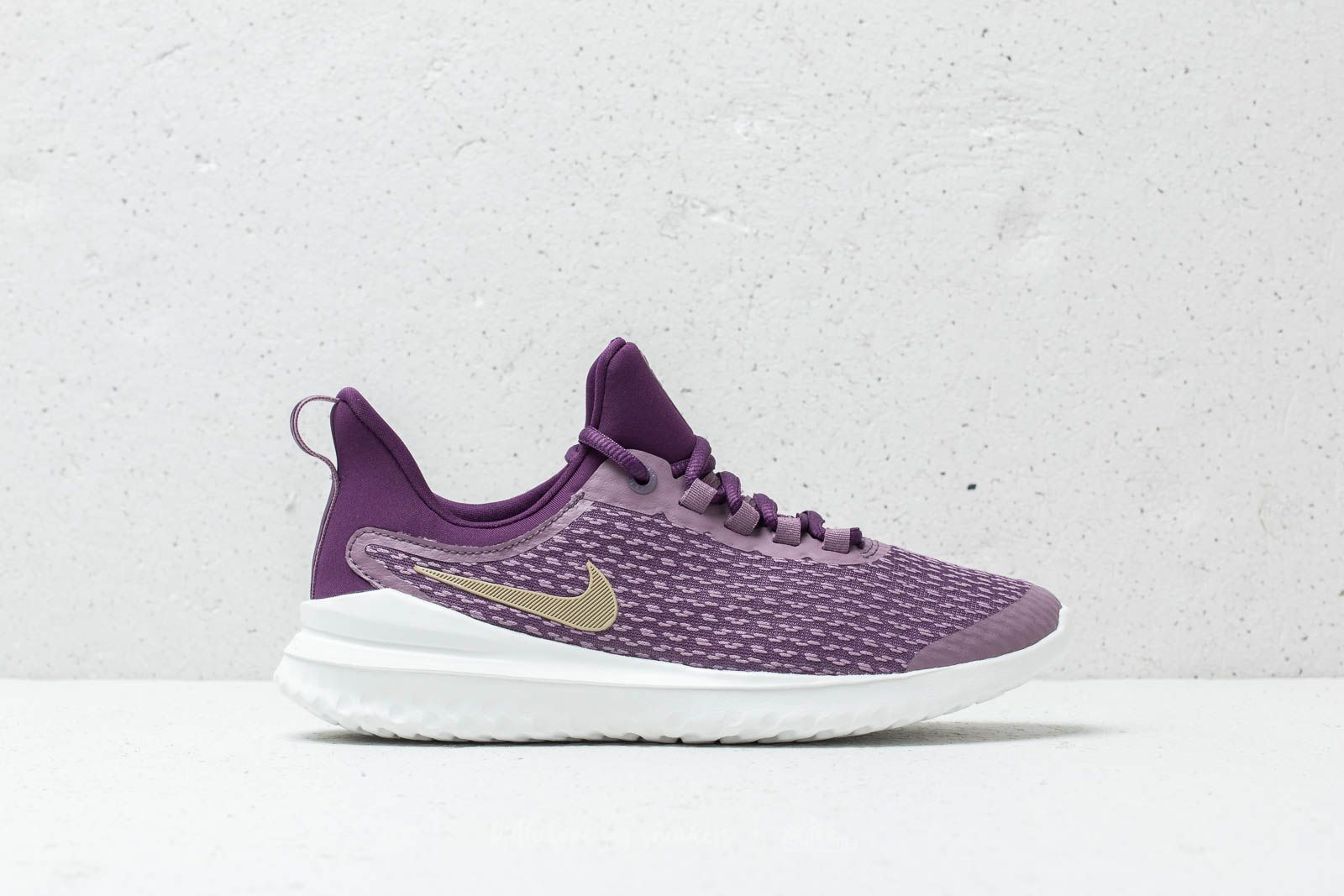 ce1cf45c2f6 Nike Renew Rival (GS) Violet Dust  Metalic Gold Star at a great price