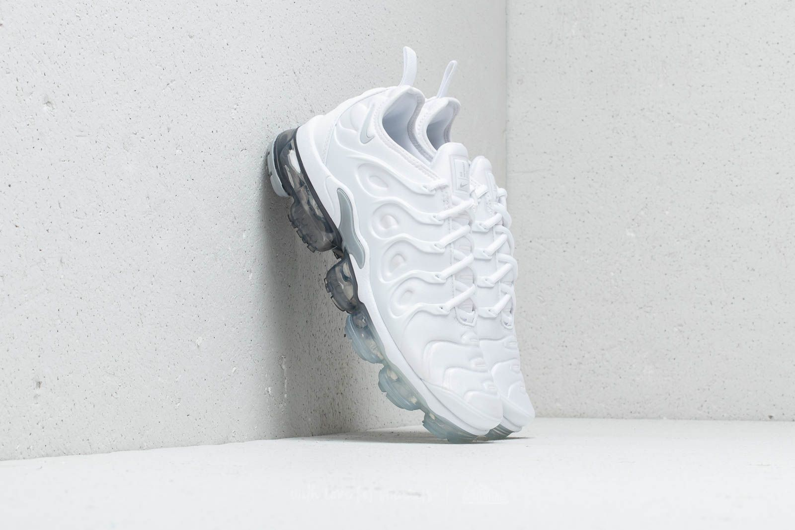 59ed4af0d04 Nike Air Vapormax Plus White  Pure Platinum-Wolf Grey at a great price £