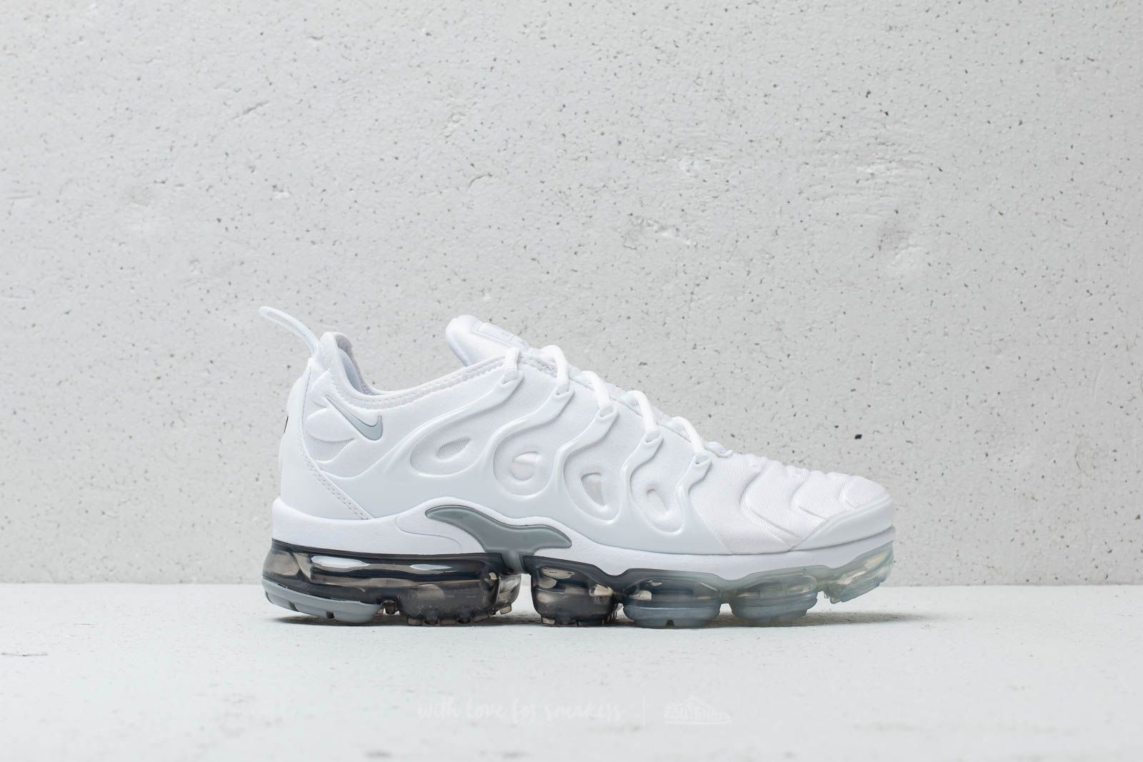 Nike Air Vapormax Plus White  Pure Platinum-Wolf Grey at a great price 209 d232d6f6b