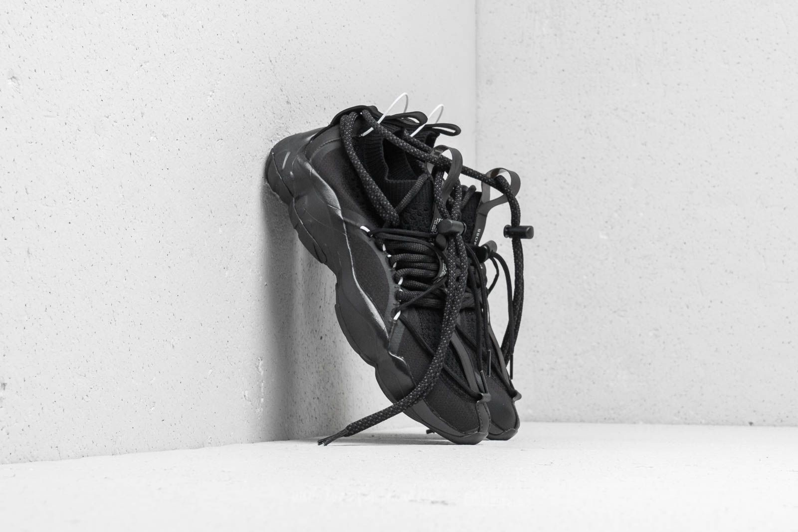 Reebok x Pyer Moss DMX Fusion Black  Black at a great price 154 € buy 817f59193