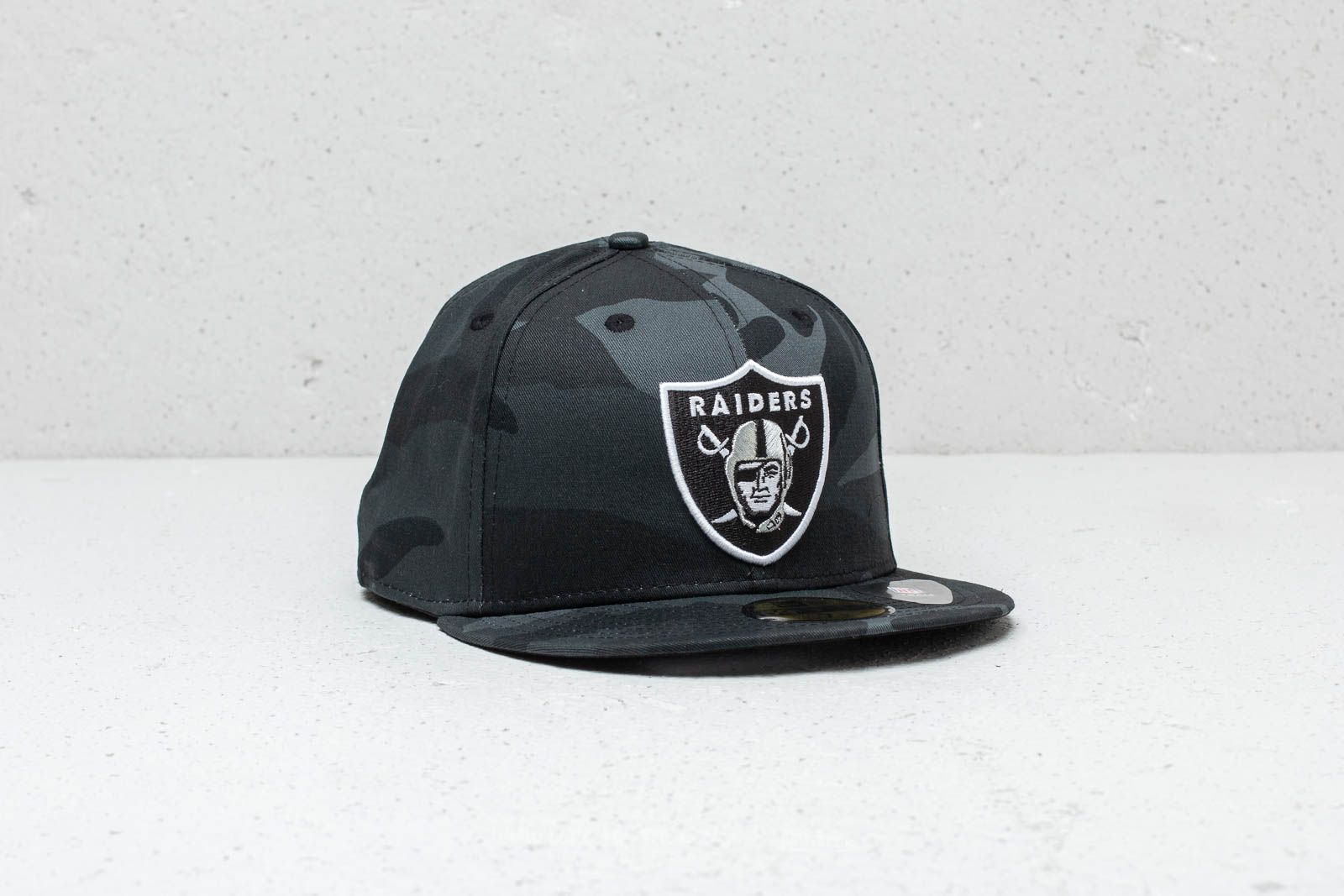 New Era 59Fifty NFL Oakland Raiders Cap Black Camo at a great price £23 buy 3236b77d4956