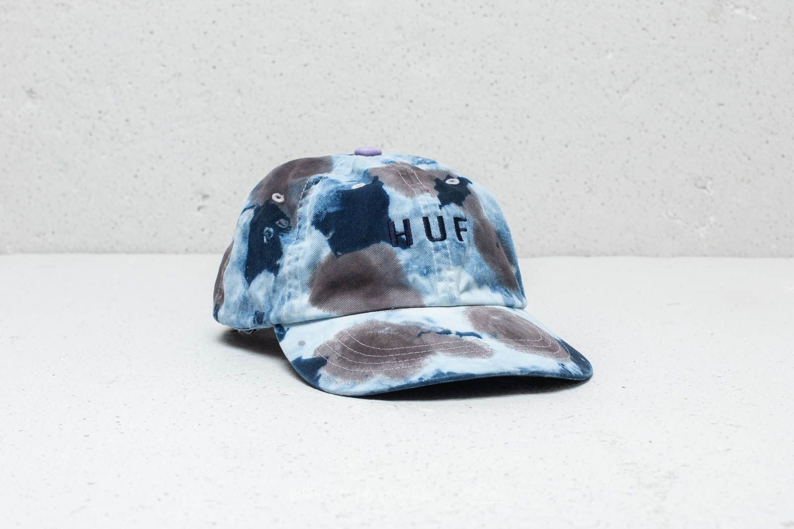 HUF Spot Dyed 6 Panel Cap White at a great price 27 € buy at Footshop 00411153884d