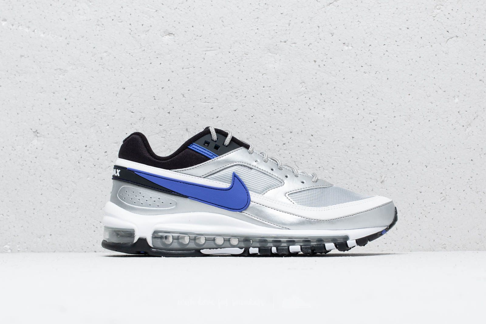 finest selection 220a8 86fab Nike Air Max 97 BW Metallic Silver  Persian Violet at a great price 191