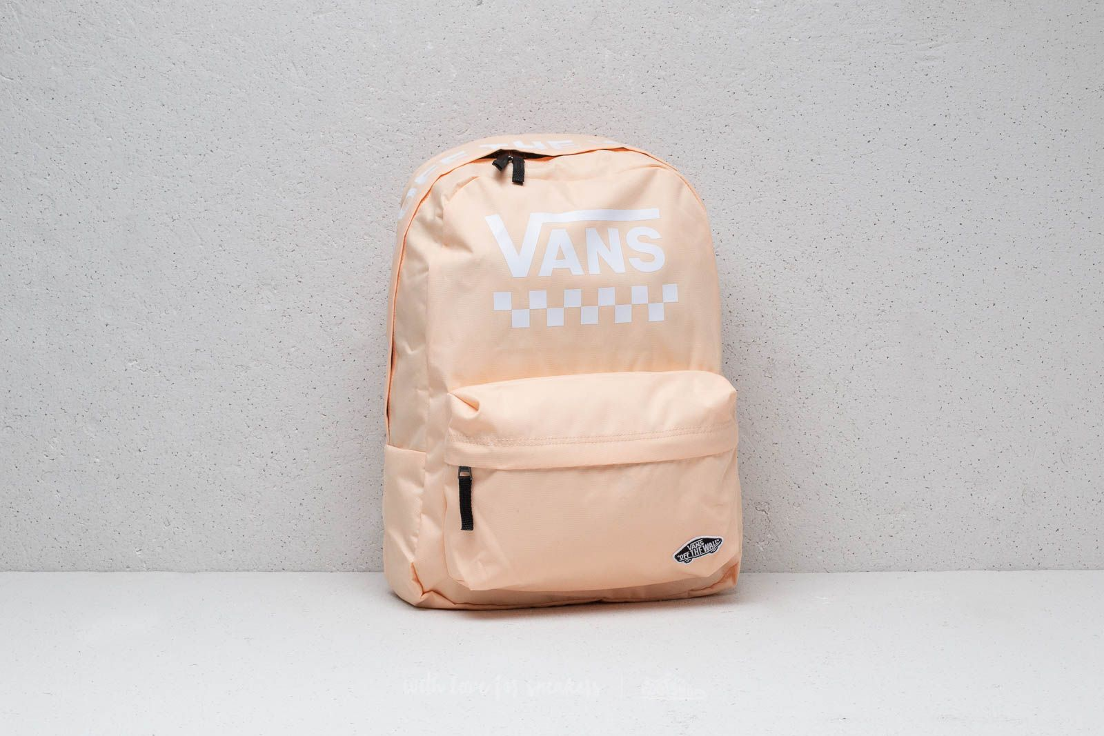 a53975f6475 Vans Sporty Realm Backpack Bleached Apricot | Footshop