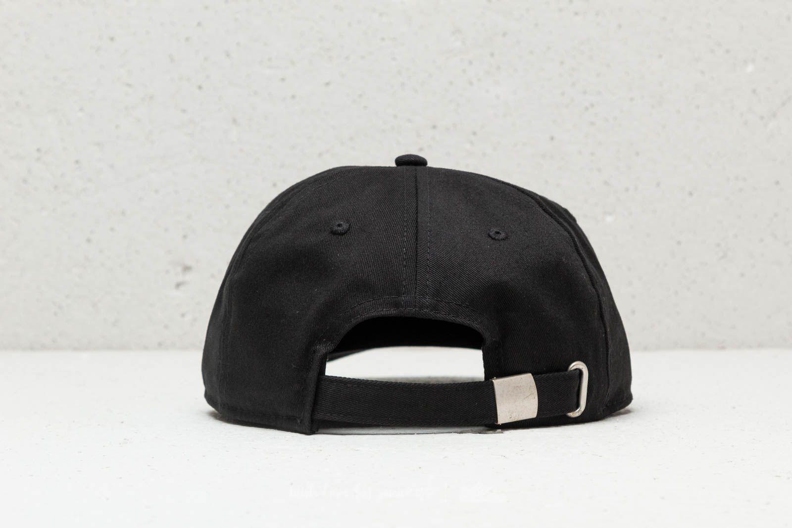 d1295d8c31fd Fila Dad Cap Strapback Black at a great price £19 buy at Footshop