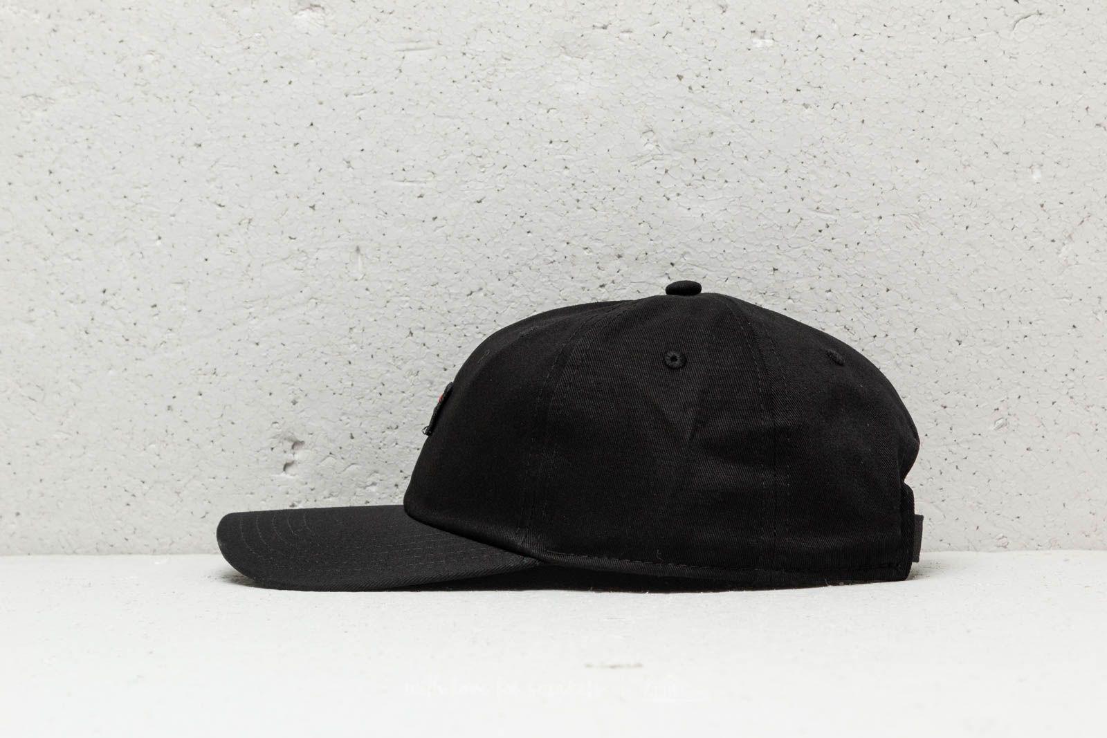 b49b5041d5b Fila Dad Cap Strapback Black at a great price 21 € buy at Footshop