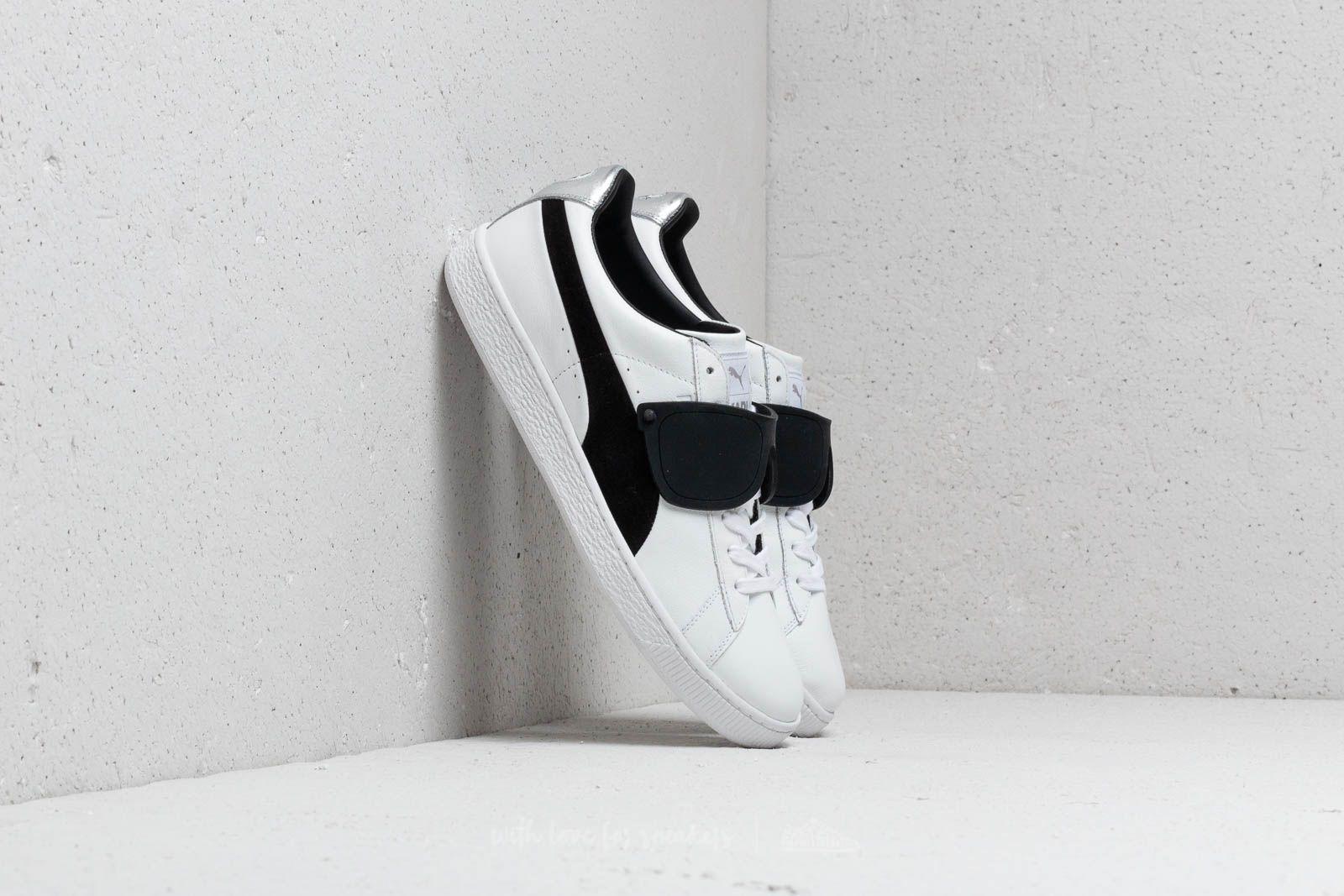 a1fd641ed43 Puma Suede Classic x Karl Lagerfeld Puma White  Puma Black at a great price  99