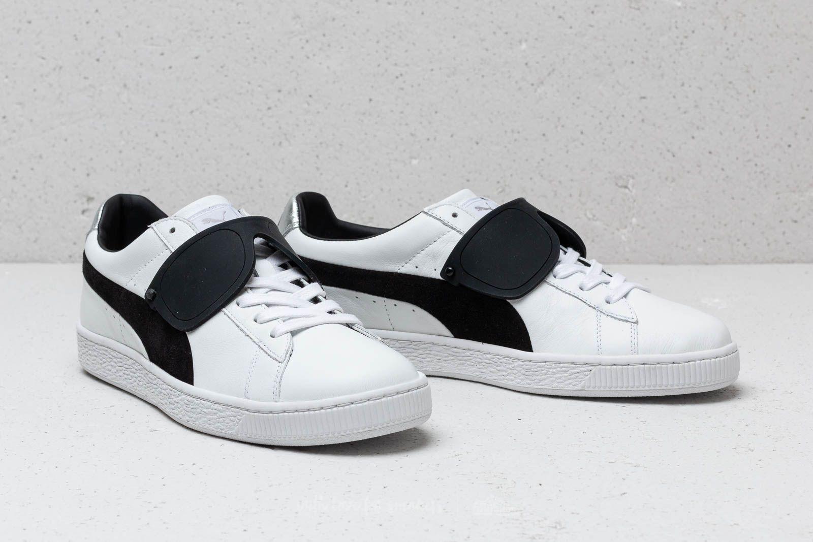 Puma Suede Classic x Karl Lagerfeld Puma White Puma Black | Footshop