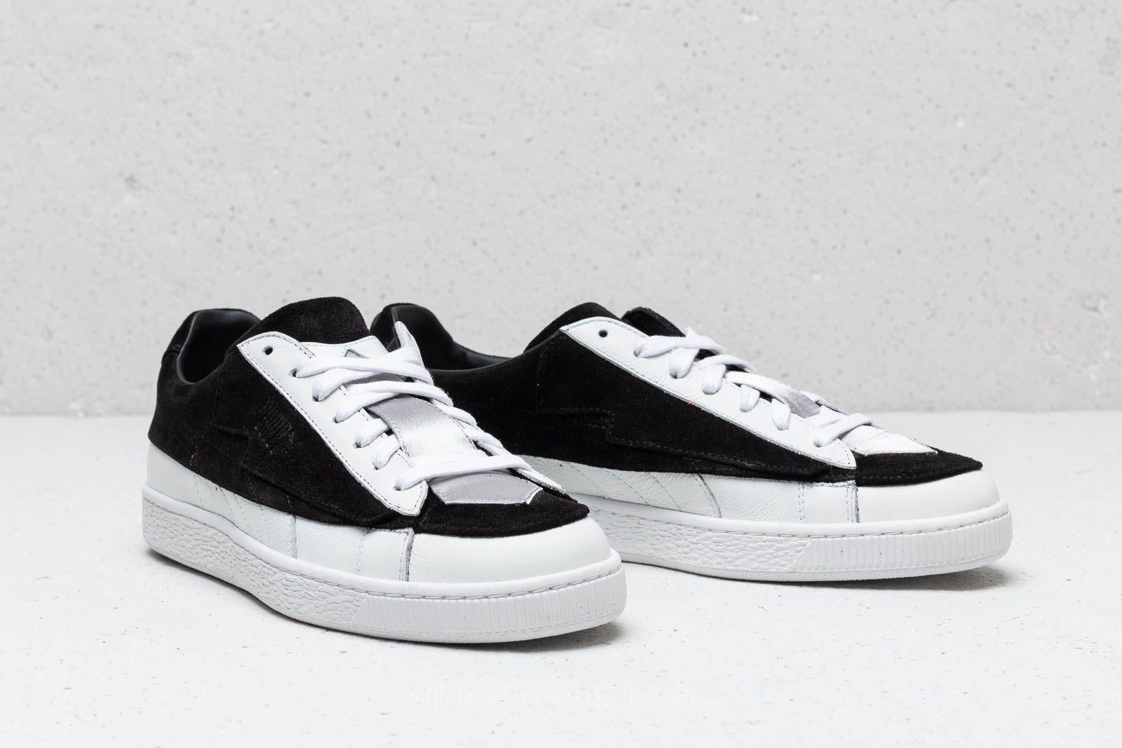 Black X Footshop Karl Lagerfeld Suede White 2 Puma Classic Sq0xPwEz
