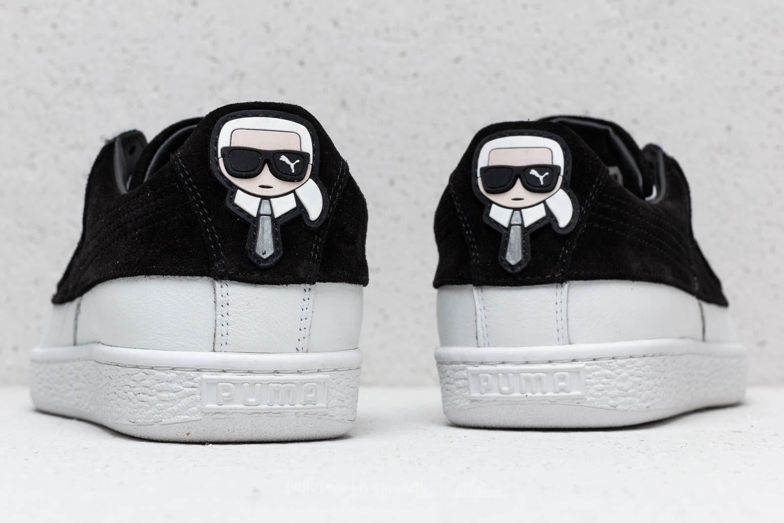 Men's shoes Puma Suede Classic x Karl