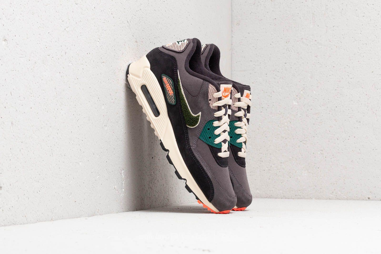 8400cd342f Nike Air Max 90 Premium SE Oli Grez/ Rainforest | Footshop