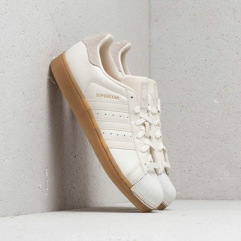 adidas Superstar W Cloud White/ Cloud White/ Gum4 EUR 40