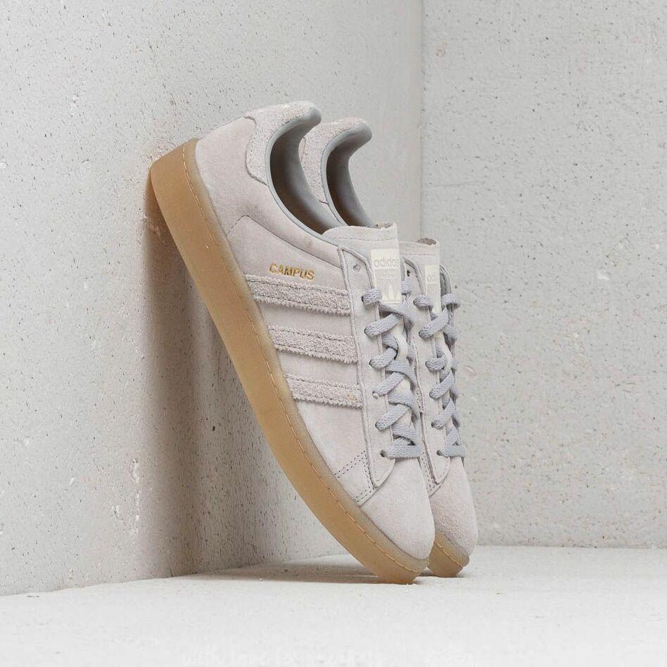 adidas Campus W Grey Two/ Grey One/ Gum4 EUR 41 1/3