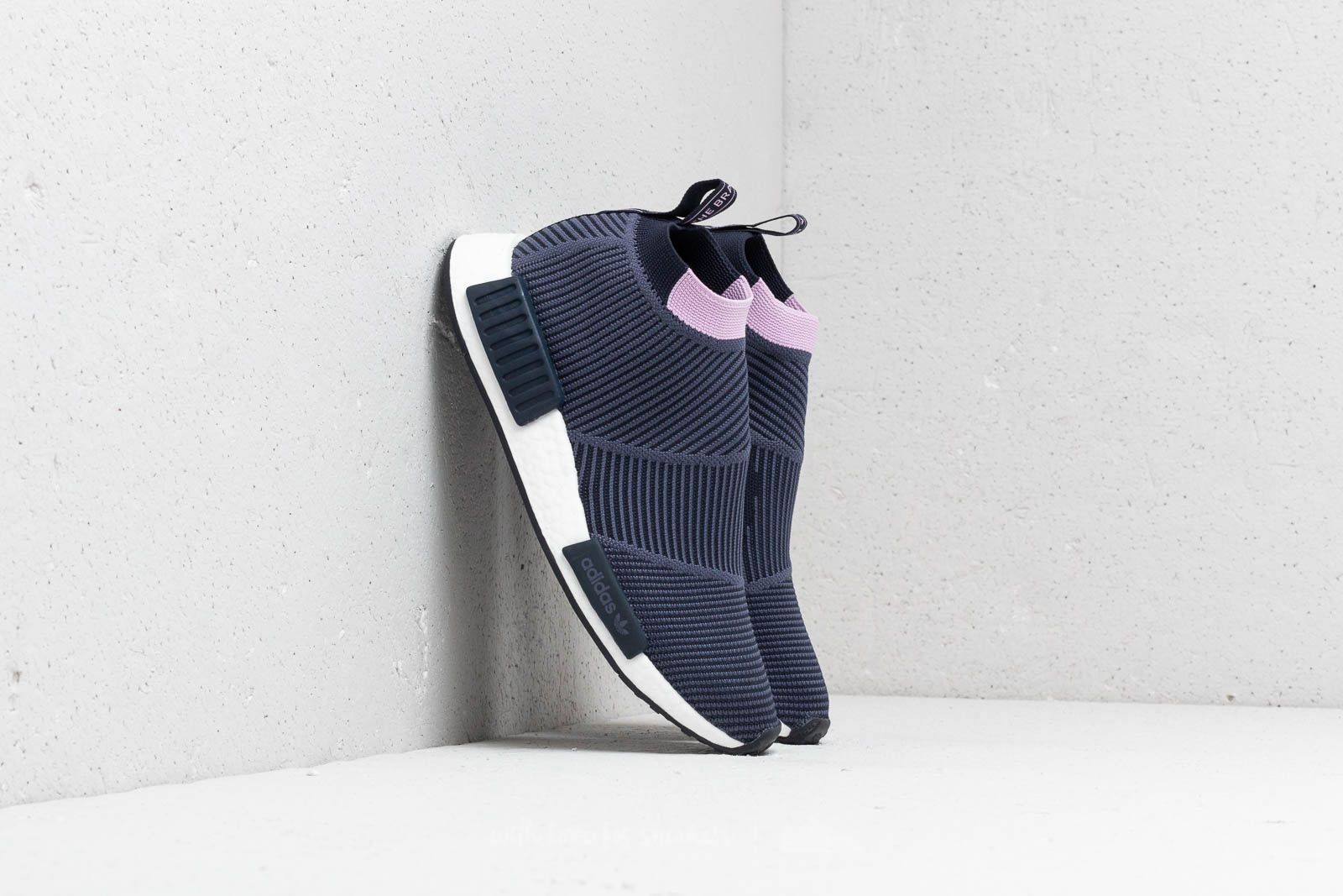 adidas NMD_CS1 Primeknit W Legend Ink/ Legend Ink/ Clear Lilac at a great price $211 buy at Footshop