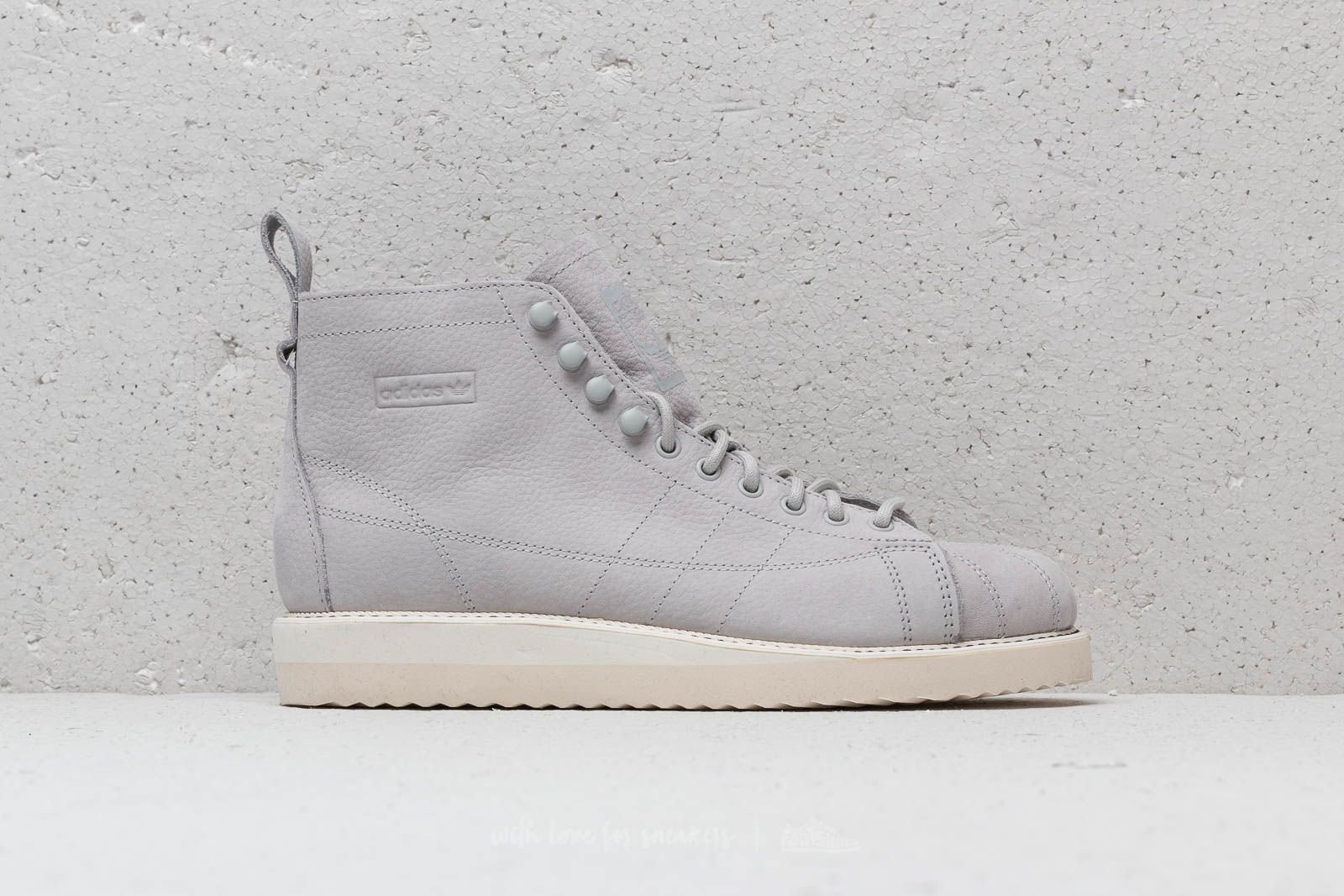 Adidas Superstar Boot W Grey Two Grey Two Off White Footshop