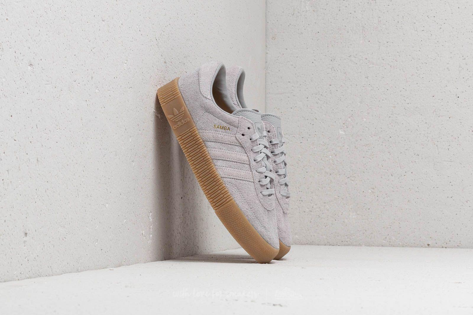 shoes adidas Sambarose W Grey Two
