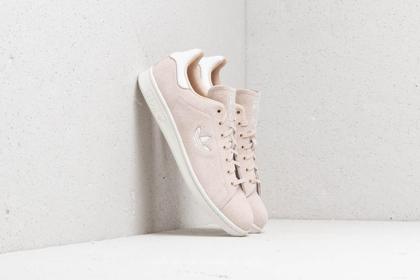adidas Stan Smith Linen  Ftw White  Crystal White at a great price 63 € 79b6ed61bd5a