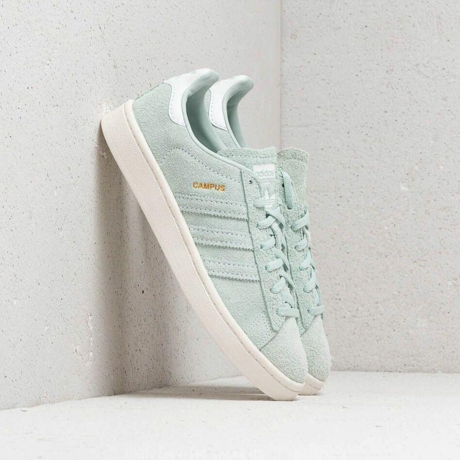 adidas Campus W Vapor Green/ Vapor Green/ Ftw White EUR 41 1/3