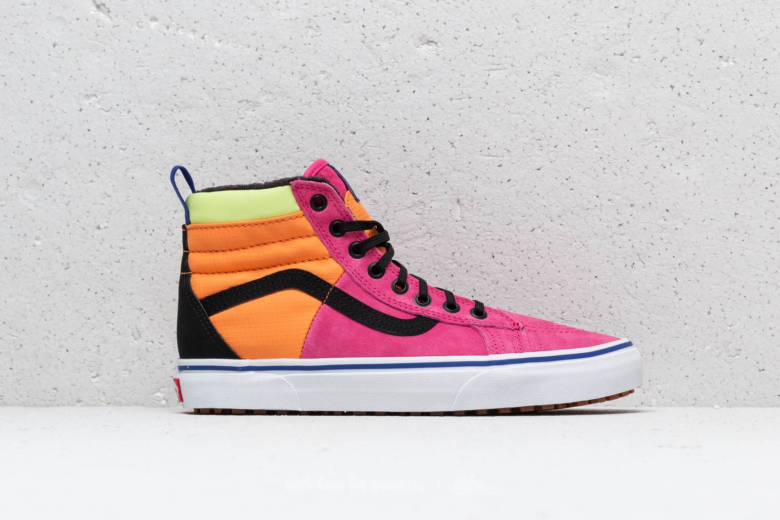 0bba48a5efd Vans Sk8-Hi 46 Mte DX Pink Yarrow  Tangeri at a great price 91