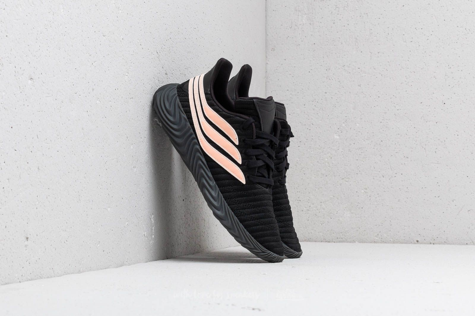 4b78a81a173 adidas Sobakov Core Black  Charcoal  Core Black at a great price £102 buy