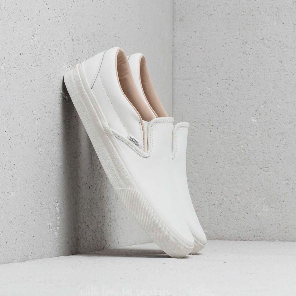 Vans Classic Slip-On (Vansbuck) Blanc de Blanc EUR 46