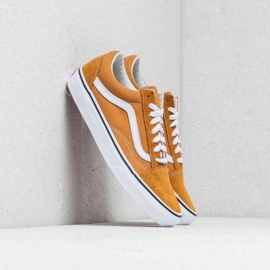 shoes Vans Old Skool Cumin/ True White