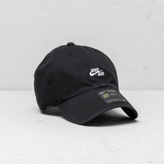 1cadd9f3a69 Nike Air H86 Cap Black