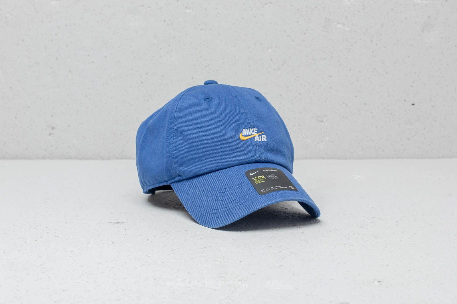 ac0d6713396 Nike Air H86 Cap Blue at a great price  28 buy at Footshop