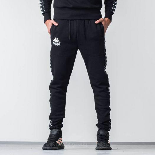Kappa Authentic Amsag Pants Black  8126f19b684a6
