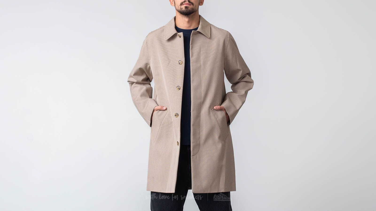 A.P.C. Mac Findon Raincoat