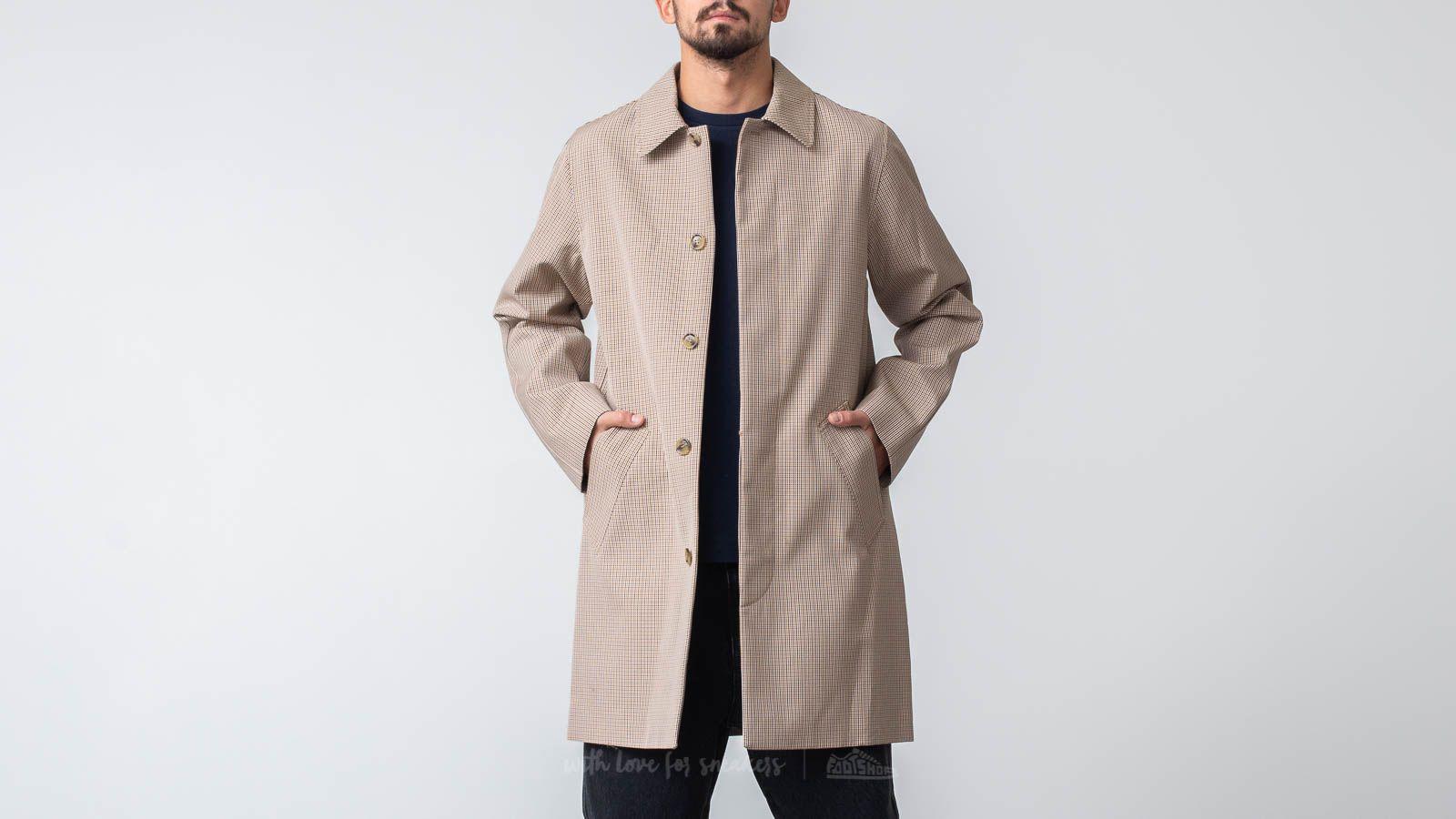 A.P.C. Mac Findon Raincoat Beige za skvělou cenu 8 990 Kč koupíte na Footshop.cz