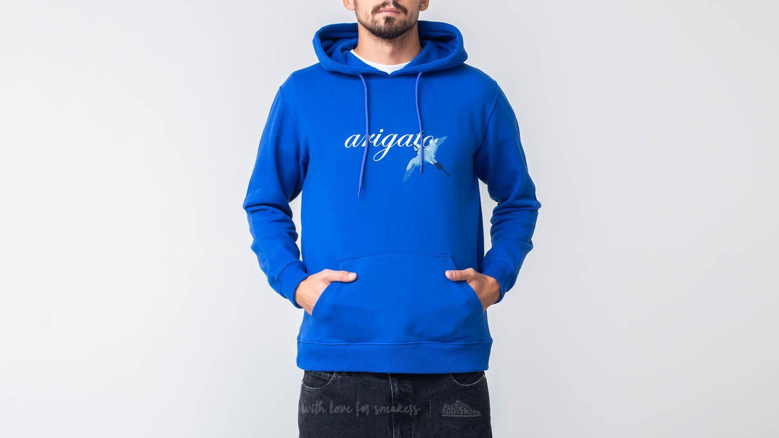 AXEL ARIGATO Tonal Tori Hoodie Royal Blue za skvělou cenu 2 330 Kč koupíte na Footshop.cz