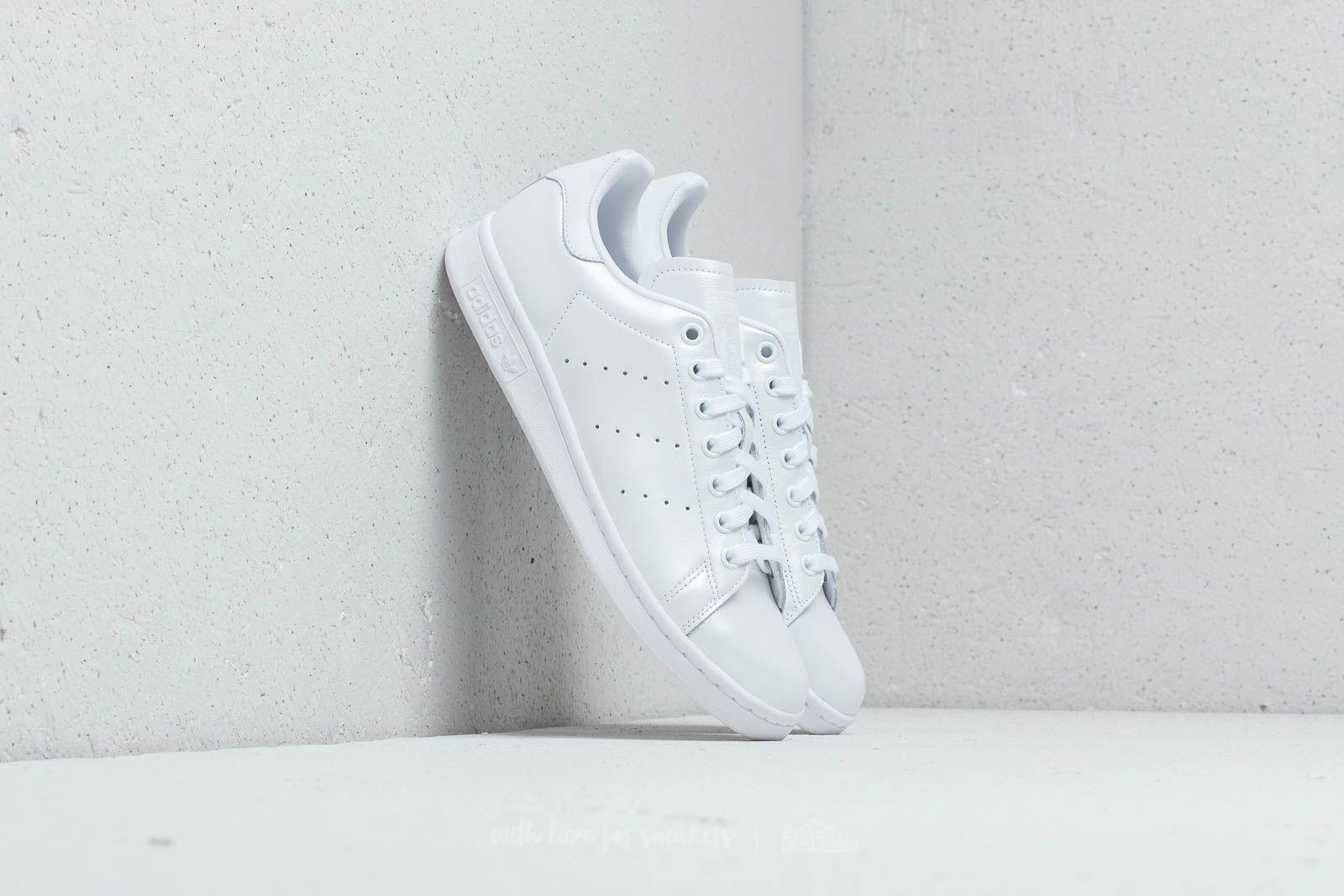 Dámské tenisky a boty adidas Stan Smith Ftw White/ Ftw White/ Ftw White