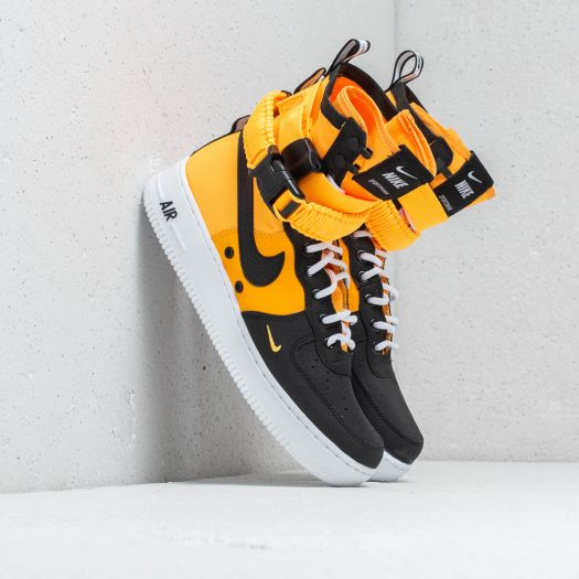 New Deals on Nike SF Air Force 1 Mid sneakers Yellow