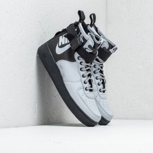 info for 0aab7 b9f30 Nike SF Air Force 1 Mid Wolf Grey/ Wolf Grey-Black | Footshop