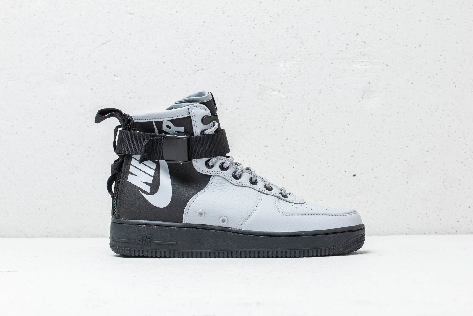 Nike SF Air Force 1 Mid Wolf Grey  Wolf Grey-Black at a great 52c97ff0a