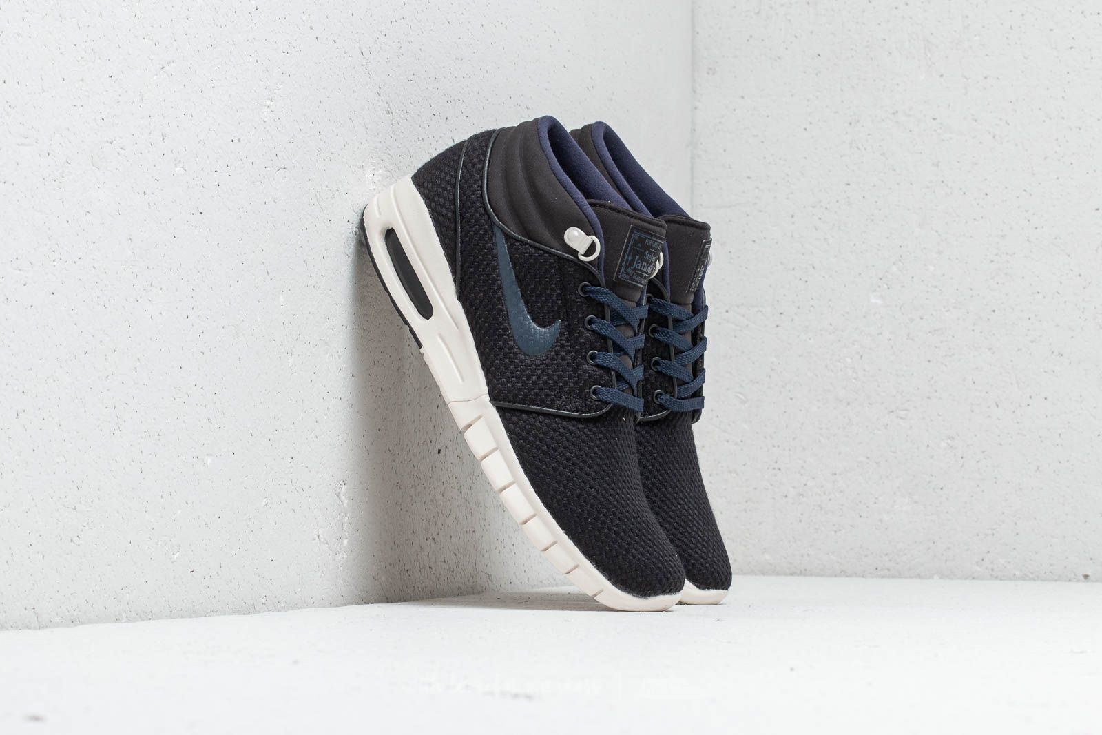 competitive price 0ef1b 59f5d Nike Stefan Janoski Max Mid Black  Obsidian-Phantom at a great price 89 €
