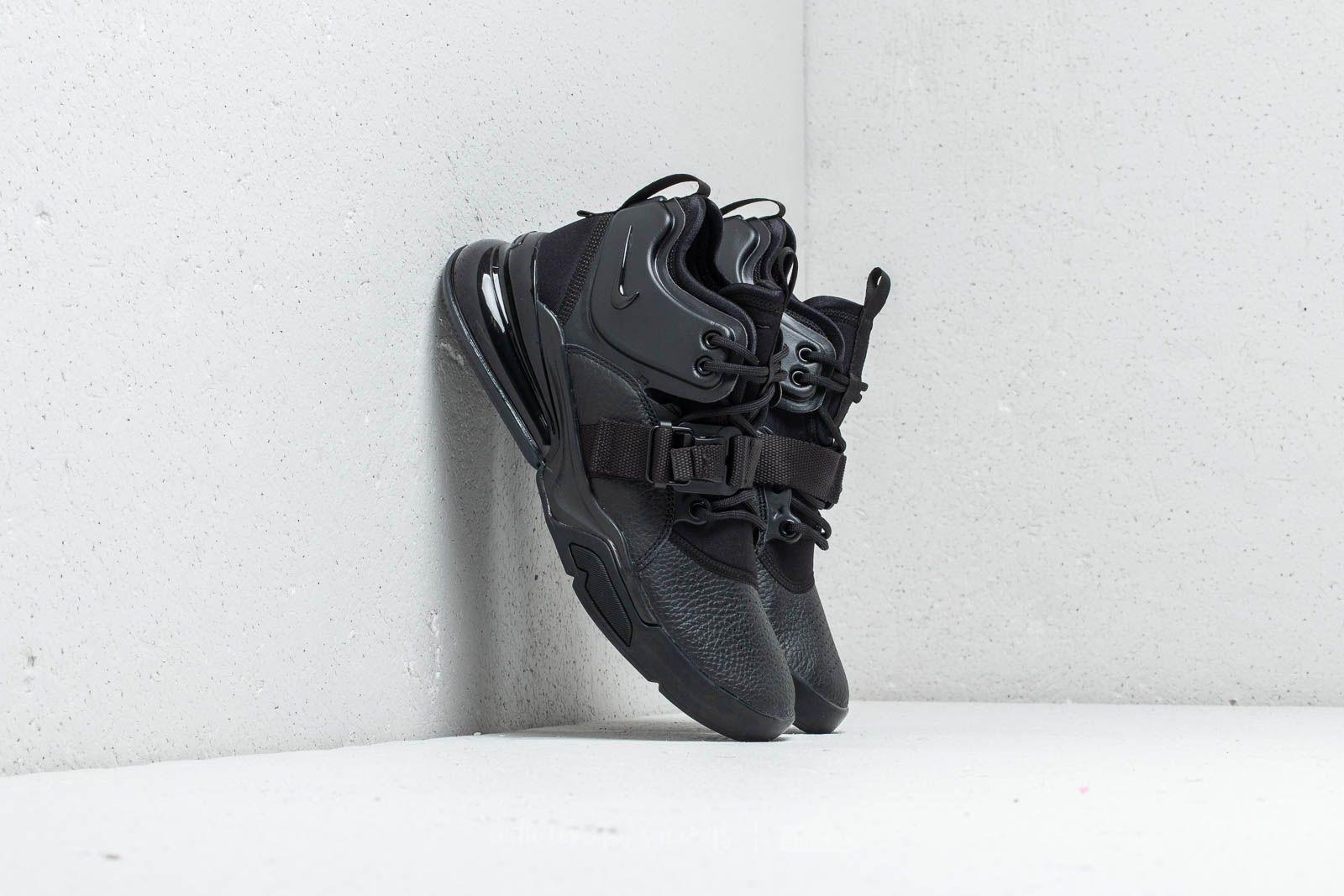 Nike Air Force 270 Black  Black-Black  e0ea25aed3d