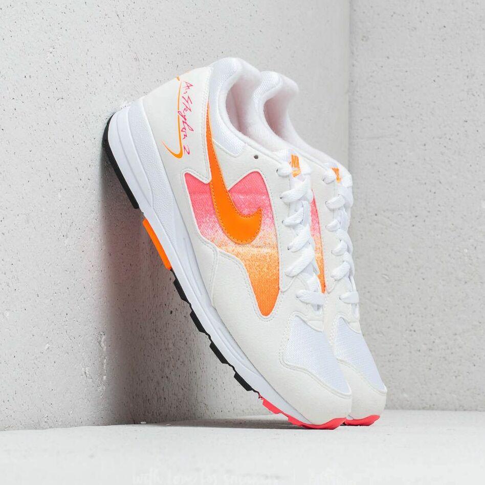 Nike Air Skylon II White/ Total Orange-Racer Pink