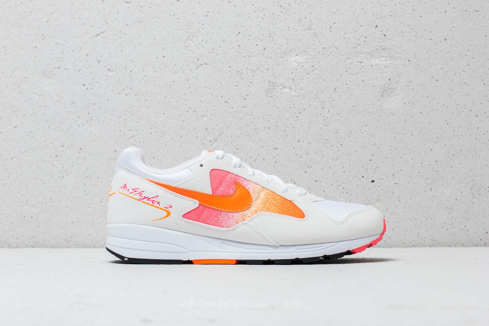 a9a617b0eee9 Nike Air Skylon II White  Total Orange-Racer Pink at a great price 99