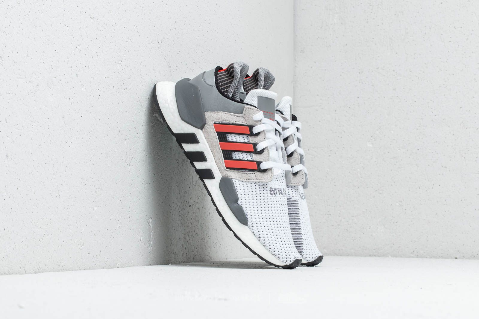 Grey White TwoFootshop Res Ftw Red Adidas 9118 Support Eqt Hi 8knOw0P