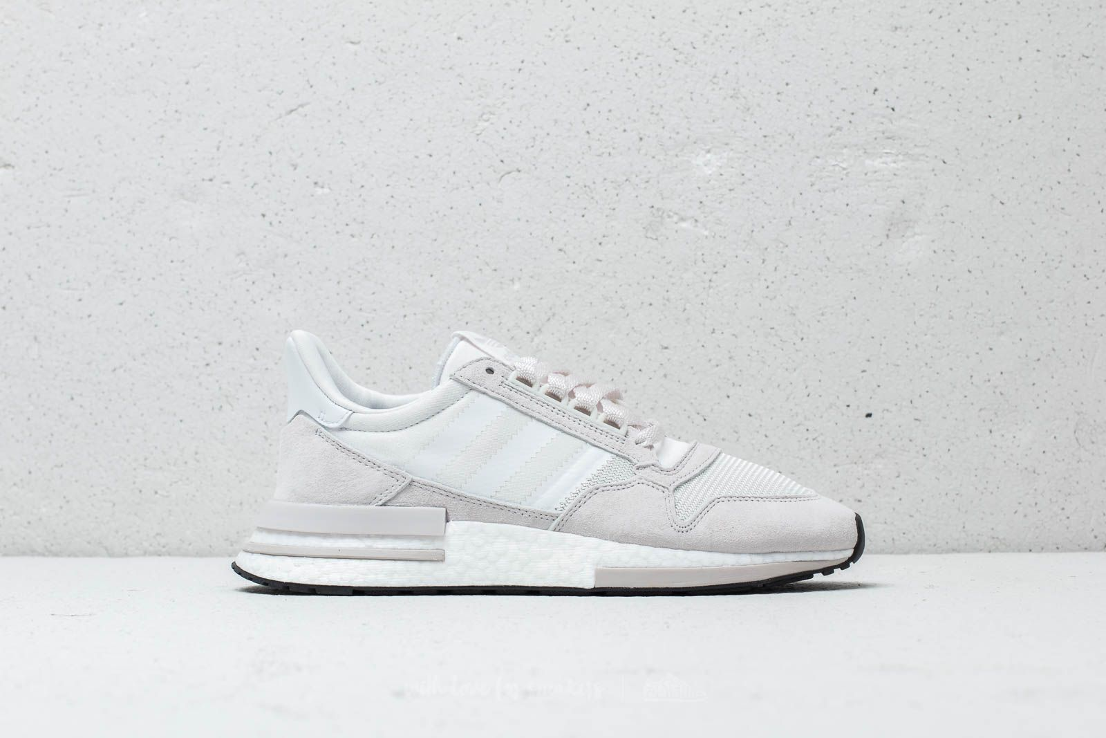 9cf819c4b15a0 adidas ZX 500 RM Cloud White  Fte White  Cloud White at a great price