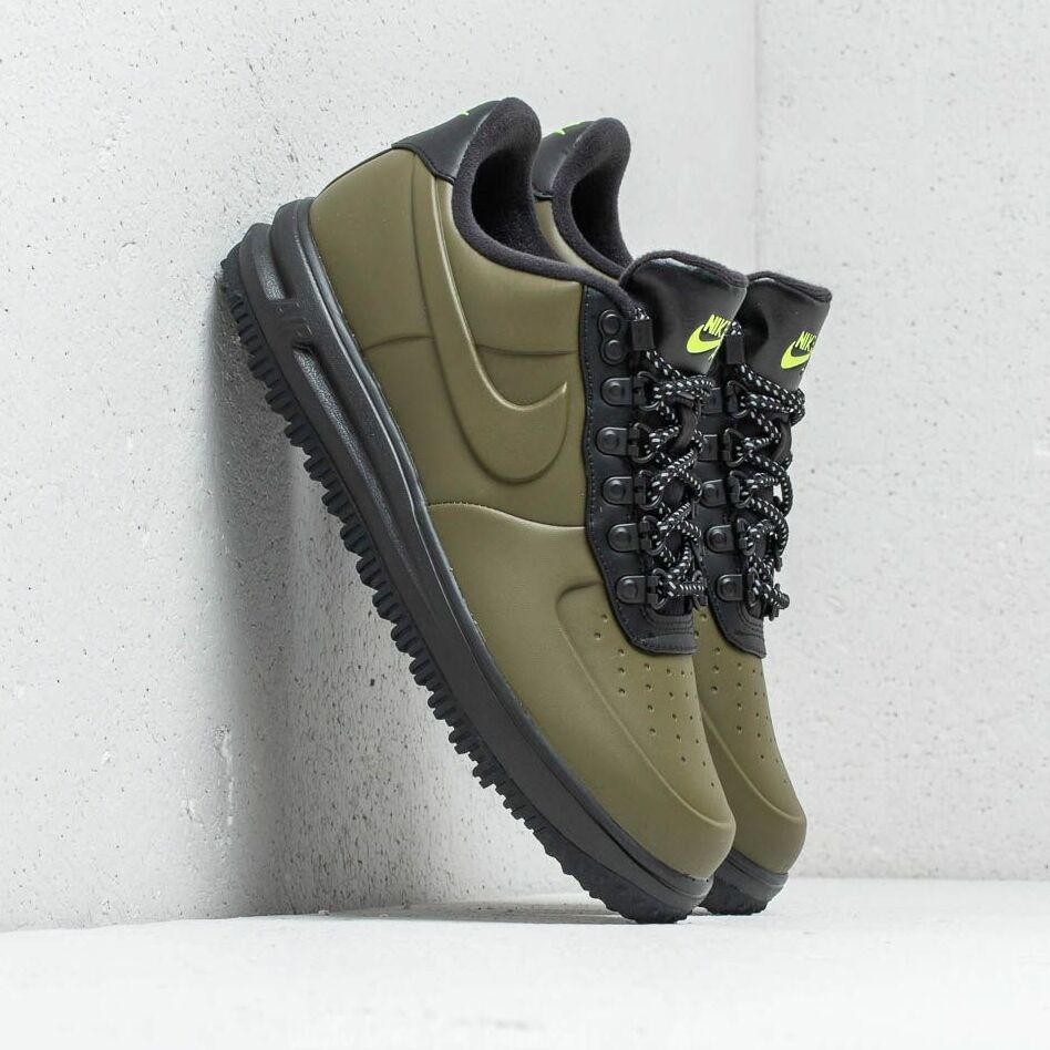 Nike Lunar Force 1 Duckboot Low Olive Canvas/ Olive Canvas EUR 38.5