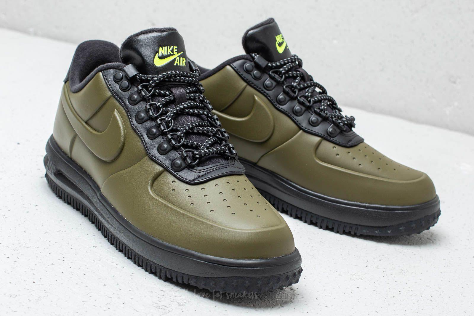 Autumn shoes Nike Lunar Force 1