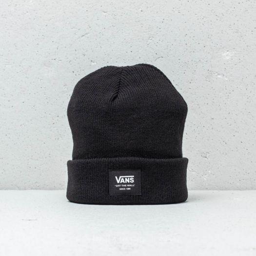 Vans Mte Cuff Beanie Black | Footshop