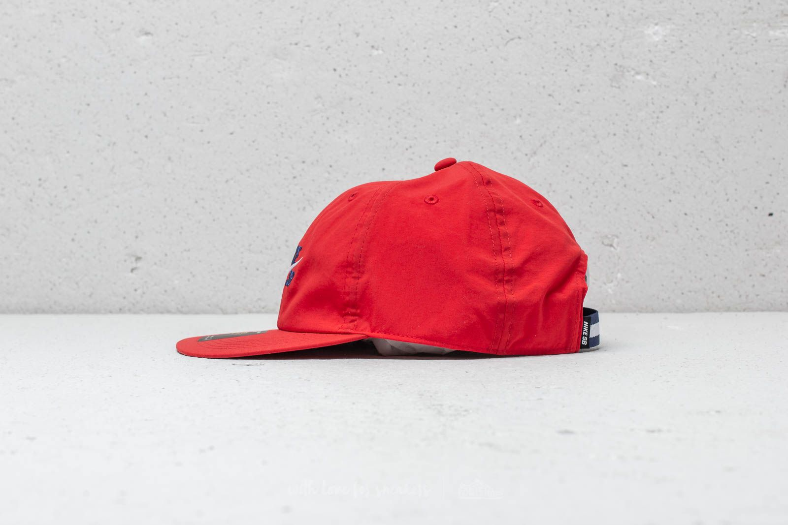 af725e349426f Nike SB Heritage 86 Cap University Red  White at a great price  18 buy at