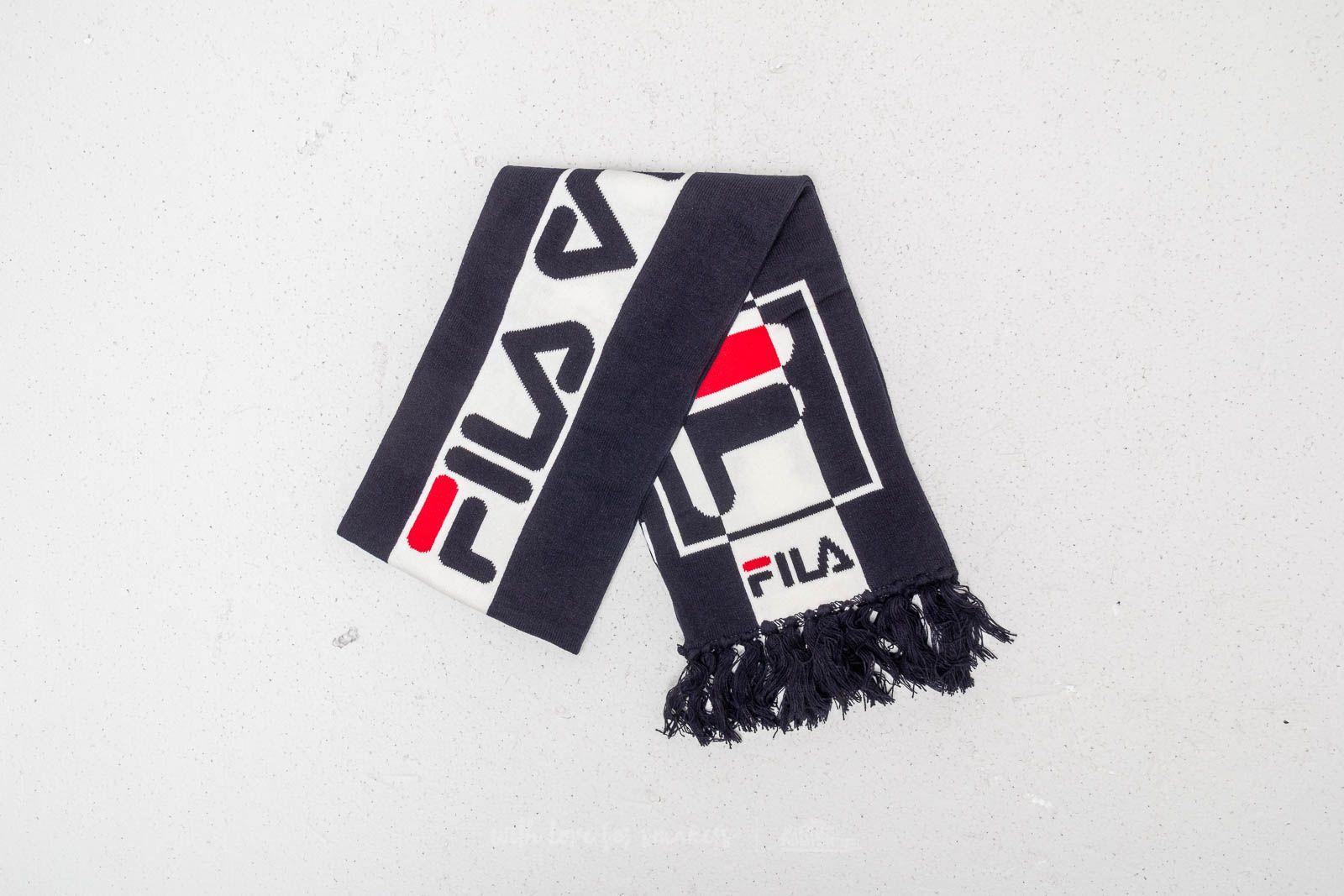FILA Scarf Black Iris za skvělou cenu 699 Kč koupíte na Footshop.cz