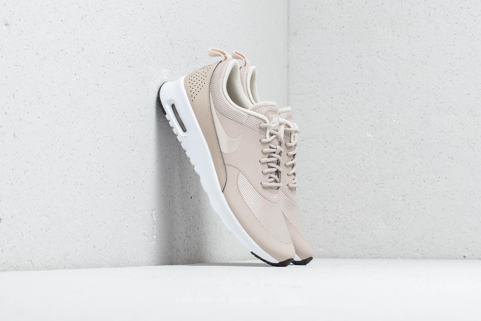 Nike Wmns Air Max Thea String Light Cream Black White | Footshop