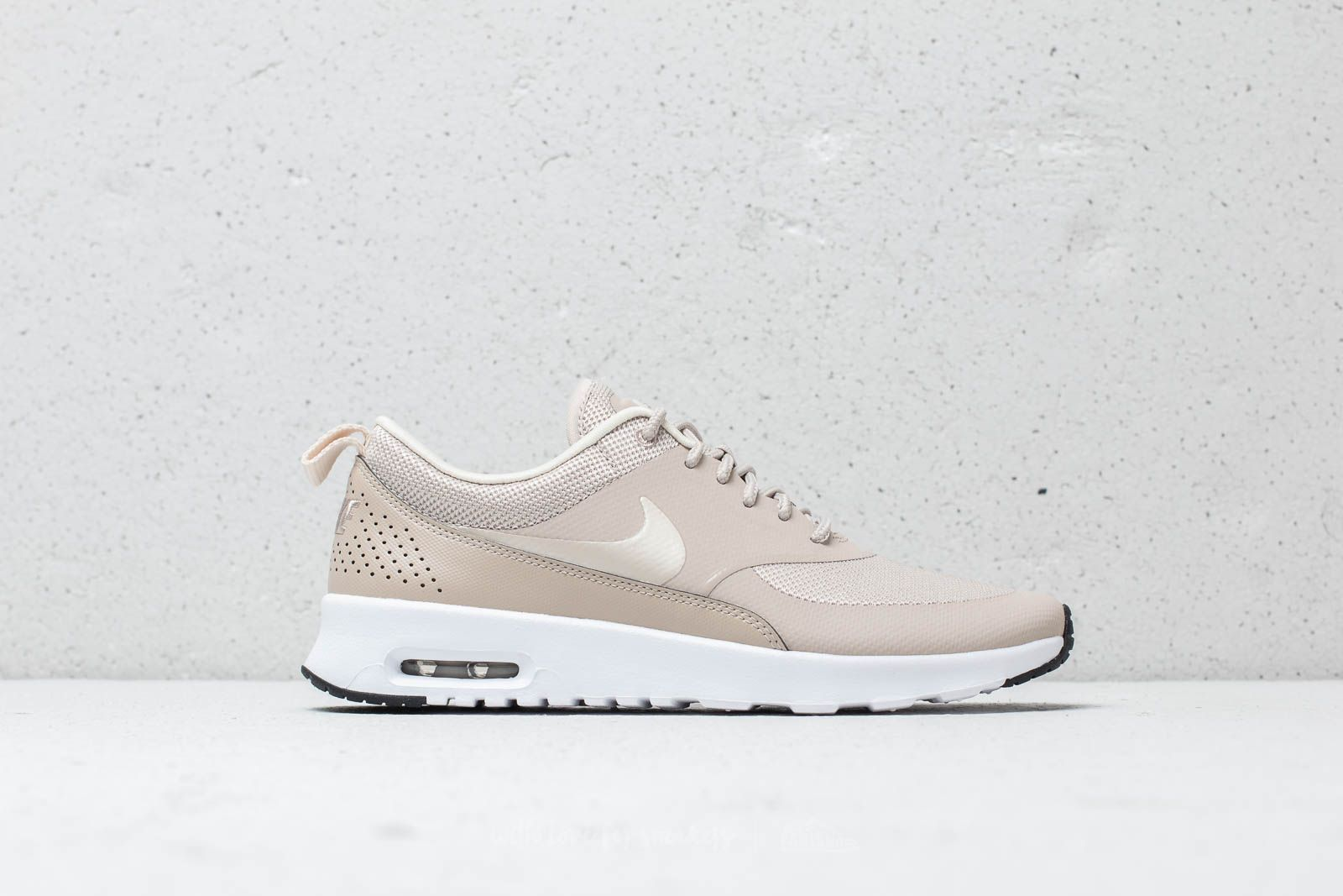 966fbfd422ce Nike Wmns Air Max Thea String  Light Cream-Black-White at a great