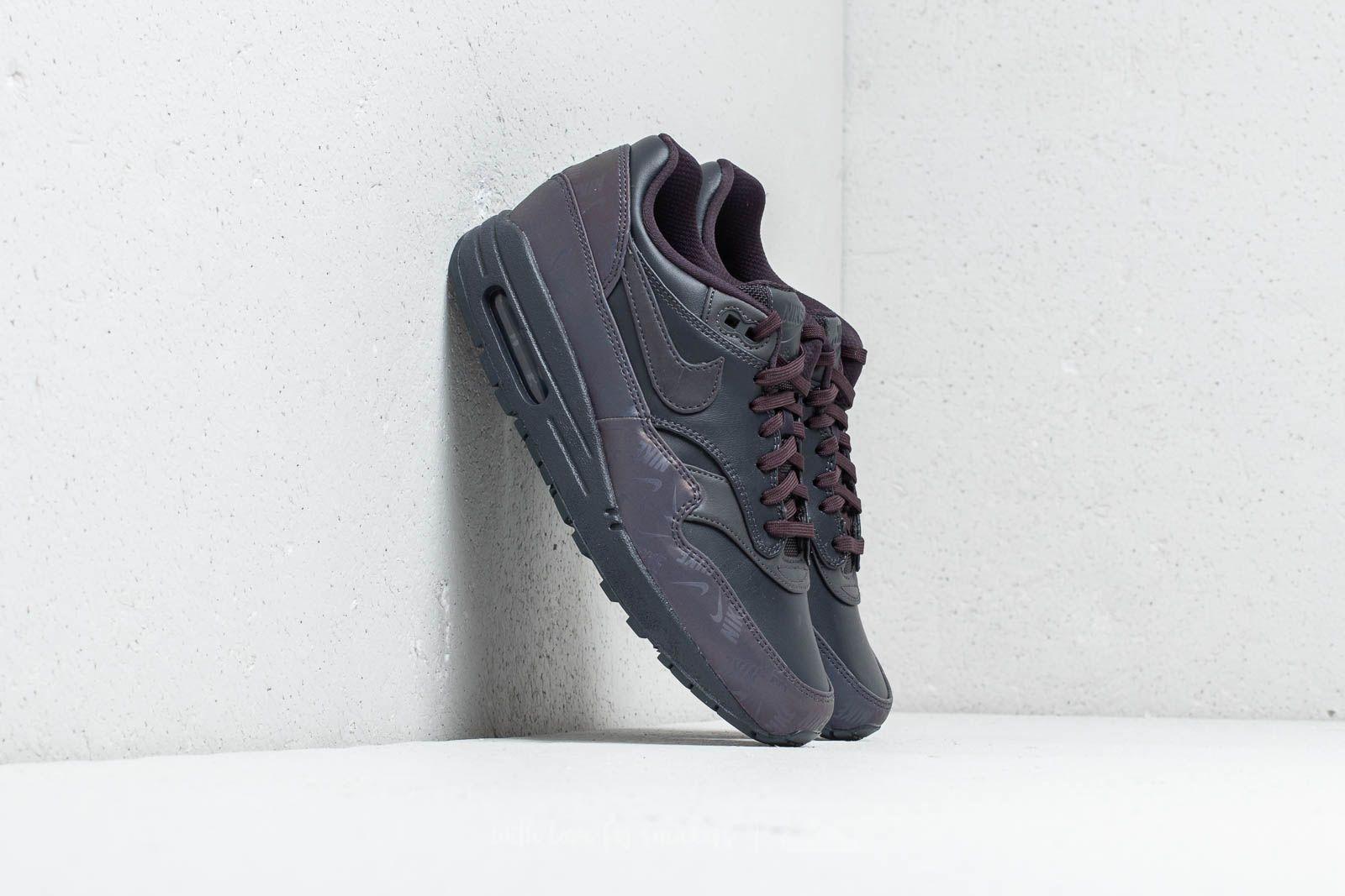 c1307b81315 Nike WMNS Air Max 1 LX Oil Grey  Oil Grey-Oil Grey at a